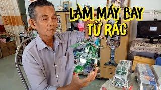 'Phù thủy rác thải' với kho ve chai vô giá khiến người Sài Gòn kinh ngạc