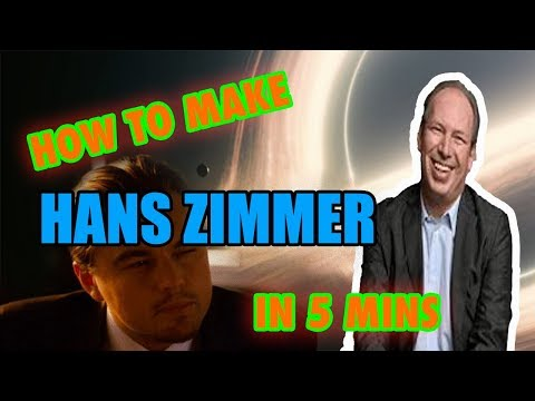 How To Make HANS ZIMMER Style SONG In 5 MINUTES | Logic Pro X