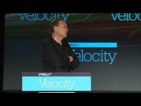 """David Woods Velocity NY 2014 Keynote: """"The Mystery of Sustained Adaptability"""""""