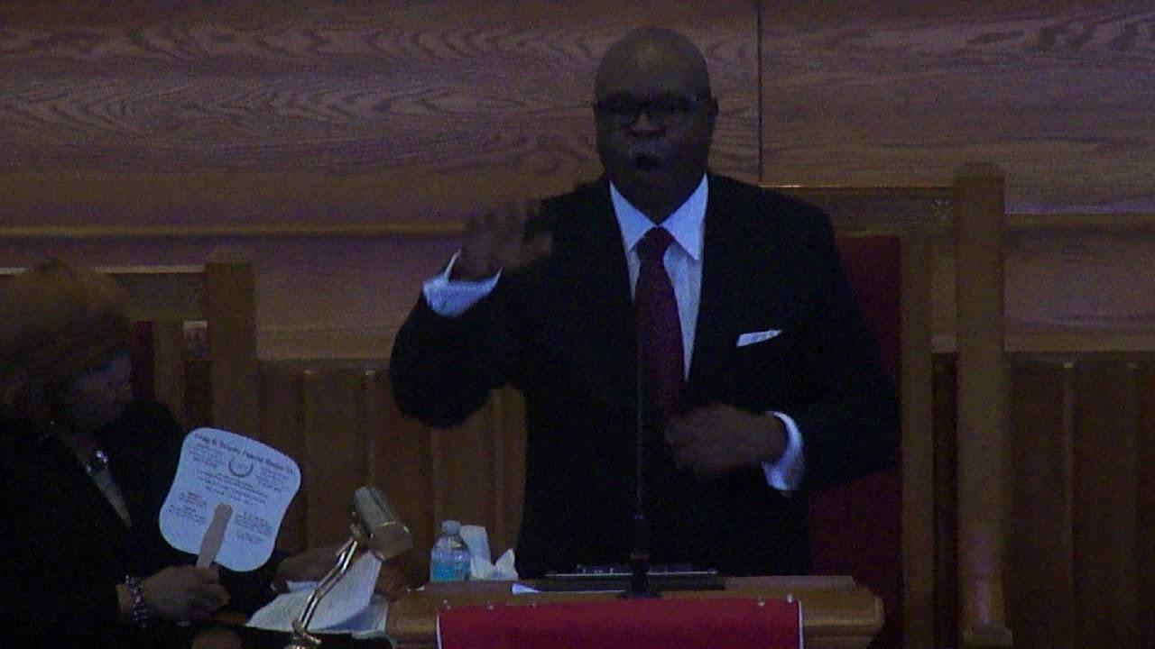 Pastor Richard L. Hall, Sr -
