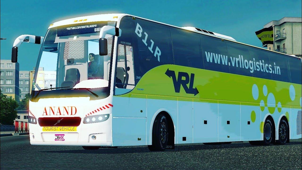 Volvo B11r Bus Mod Download