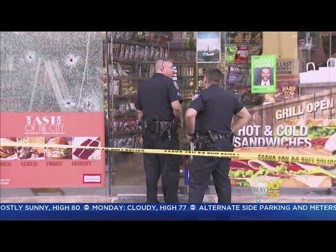 Man Shot, Killed Outside Brooklyn Bodega