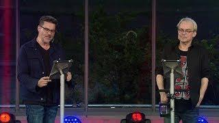 Binger Comedy Nights 2018: Henni Nachtsheim und Rick Kavanian