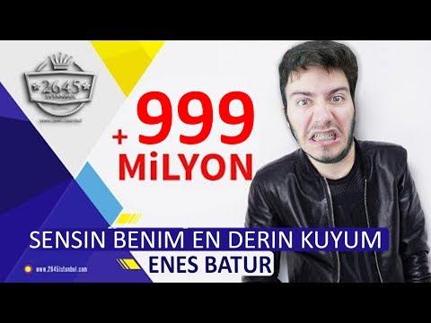 Enes Batur - Çağatay Akman - Sensin Benim En Derin Kuyum (Parodi)
