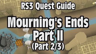 RS3: Mourning's End Part 2 Quest Guide - RuneScape (Part 2/3)
