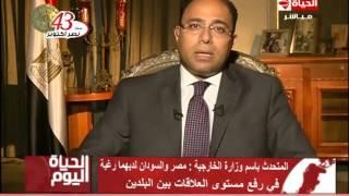 بالفيديو.. وزارة الخارجية تكشف آخر تطورات العلاقات مع السودان