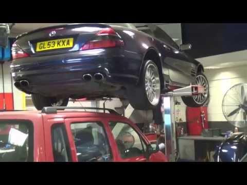 PREMIERE WEST LONDON MOT SERVICE STATION - OCTANE CARS