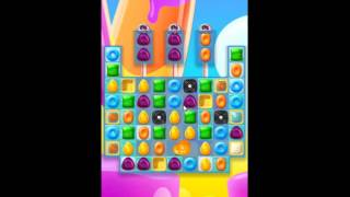 Candy Crush Jelly Saga Level 198 - NO BOOSTERS