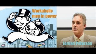 Jordan Peterson: Women want workaholic men in positions of power thumbnail