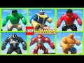 LEGO Marvel Super Heroes #42 HOMEM ARANHA SIMBIONTE E ...