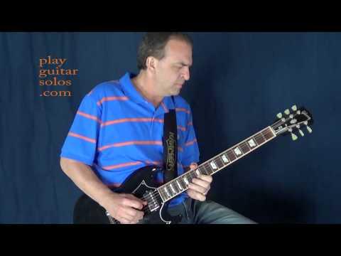 Molly Hatchet Flirtin' With Disaster - Guitar Solo