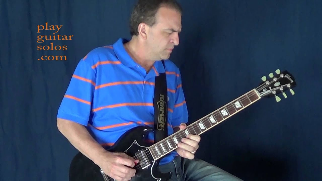 flirting with disaster guitar tab guitar lesson video