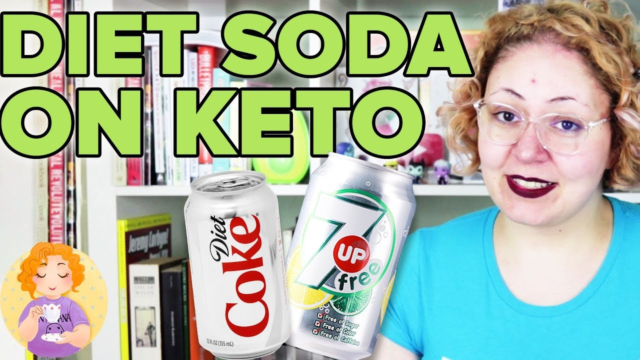 can u have diet soda on keto diet