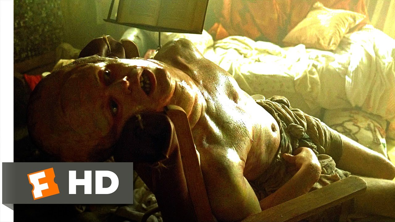 Download The Hills Have Eyes (3/5) Movie CLIP - Big Brain (2006) HD