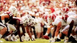 """Alabama Football Highlights vs Texas A&M 2013 """"Offensive Stampede"""" 