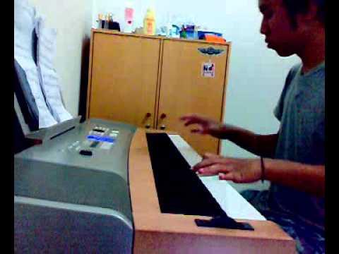 Jika Cinta Dia (Geisha) in keyboard by yogi