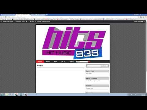 Radio Stations and WordPress - PT1