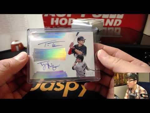 Th, 01/25/18 [1Box PYT] #14 – 2017 Panini FLAWLESS Baseball (MLB)