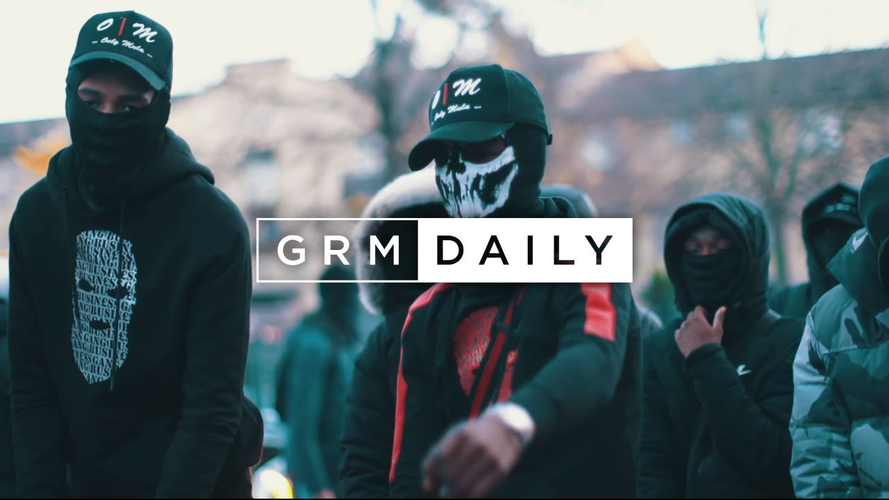 Hitman X Da Casket Music Video Grm Daily Youtube