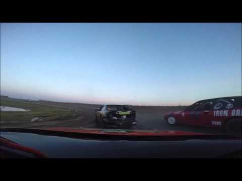 I-76 Speedway 11m Hornet 6-20-15 Heat Race