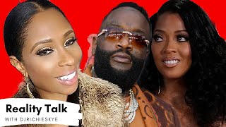 BASKETBALL WIVES Star JENNIFER Williams Blasted By Rick Ross EX-Girlfriend Briteady, Married to Med