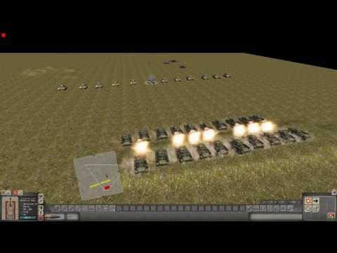В тылу врага 2 ШТУРМ (Как тестировать технику)