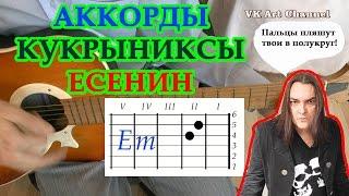 Есенин Пой же пой на проклятой гитаре Аккорды Кукрыниксы песни Бой Текст