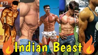 🔥Most Popular Indian Beast Viral Tiktok Videos 2020🔥|💪 Bodybuilder💪 | Gym Lover | Tiktok Star#73