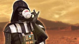 Star Wars Battlefront 2 Funny & Random Moments [FUNTAGE] #91