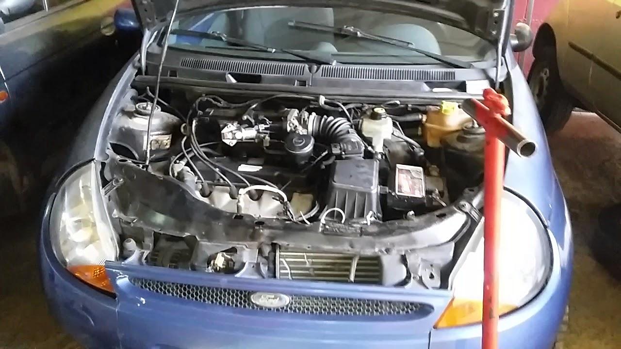Ford Ka Acelerado Na Lenta Resolvido