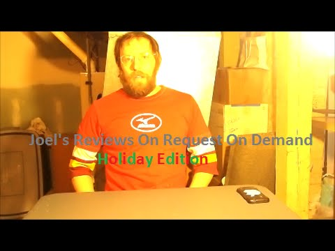 Joel's Reviews On Request On Demand: Holiday Edition