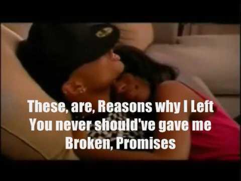 Broken Promises-Que Ft. Dawn [W/ Lyricss*.]