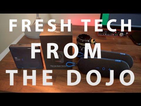 Top Tech April 2017 - Fresh Tech From The Dojo EP.4