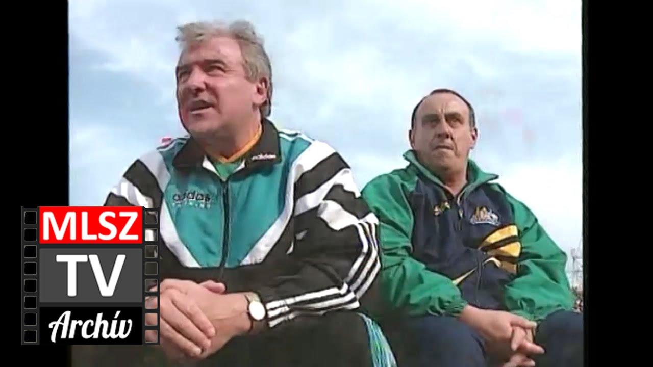Magyarország-Ausztrália | 1-3 | 1997. 04. 02 | MLSZ TV Archív
