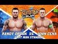 WWE 2K19 Gameplay: Randy Orton V John Cena: Last Man Standing