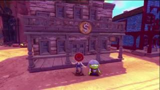 Історія іграшок 3 відео гра - Раундап Вуді - Частина 6