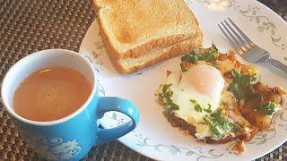 Shakshuka Recipe Bangla|Bangladeshi Breakfast Recipe|Egg Breakfast Recipe