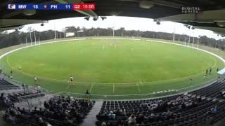BLK AFL Sydney Qualifying Final - Manly Warringah GIANTS v Pennant Hills Demons