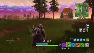 Fortnite new block buster skin game play