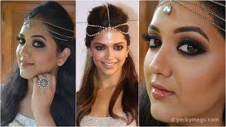 Deepika Padukone inspired black smokey eye makeup   Perkymegs