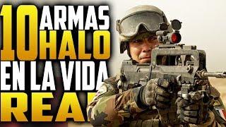 10 Armas de HALO en la VIDA REAL
