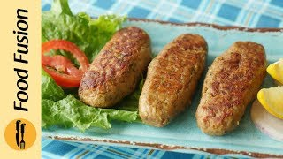 Beef Reshmi Kabab Recipe by Food Fusion