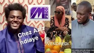 GAMOU 2019:REGARDEZ LE DEFILE DES CELEBRITES CHEZ AZIZ NDIAYE,BALLA GAYE 2,SOKHNA FATY..ETC