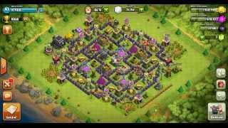 Büyüsüz ejder saldırısı - no magic dragons attack ( clash of clans & clans war )