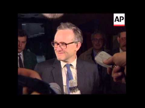LUXEMBOURG: EU AGRICULTURE MINISTERS MEETING: BRITISH BEEF EXPORTS