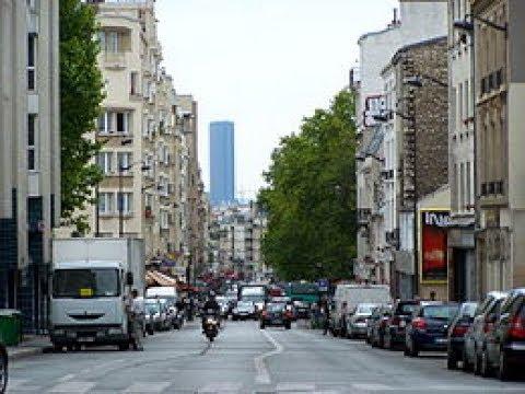 PANAME - Autour de la rue de la Roquette