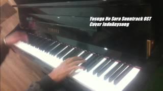 Yosuga No Sora Sountrack Piano - Cover IndoAnysong Resimi