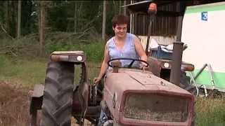 Le Mans : agricultrices et femmes d'agriculteurs dans la rue