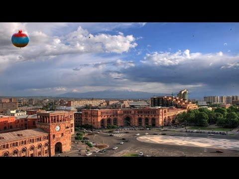 Туф-визитная карточка армянских городов