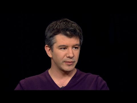 Uber CEO Travis Kalanick on innovation and success